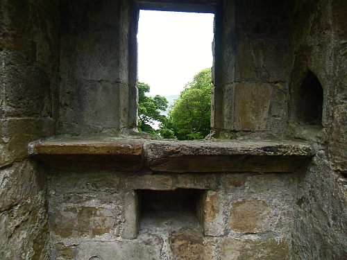 Oratory used by Mary Queen of Scots